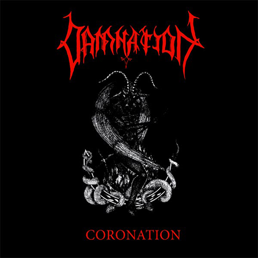 DAMNATION - Coronation Gatefold Black 12