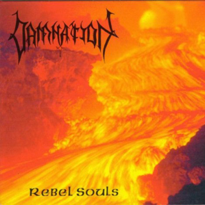 DAMNATION - Rebel Souls Gatefold 12