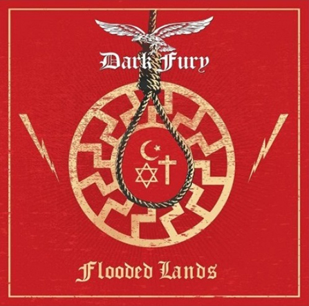 DARK FURY - Flooded Lands Gatefold 12