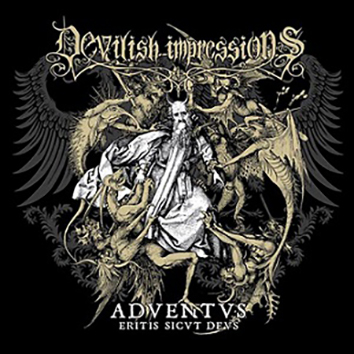 DEVILISH IMPRESSIONS - Adventvs 12