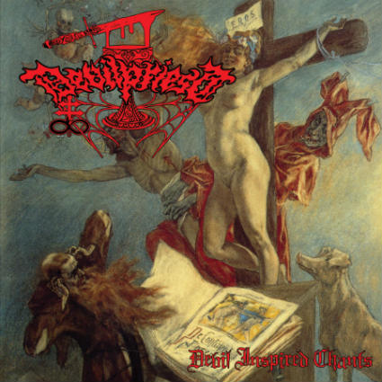 DEVILPRIEST - Devil Inspired Chants 12