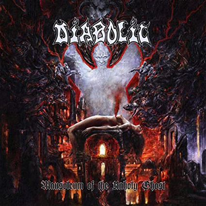 DIABOLIC - Mausoleum of the Unholy Ghost 12