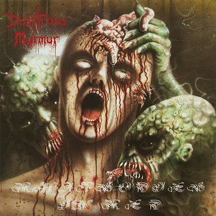 DISASTROUS MURMUR - Rhapsodies In Red Black 12