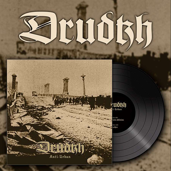 DRUDKH - Anti Urban Black 12