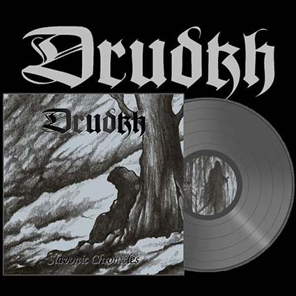 DRUDKH - Slavonic Chronicles Grey 10