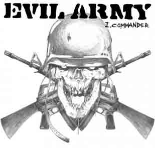EVIL ARMY - I, Commander Green 7