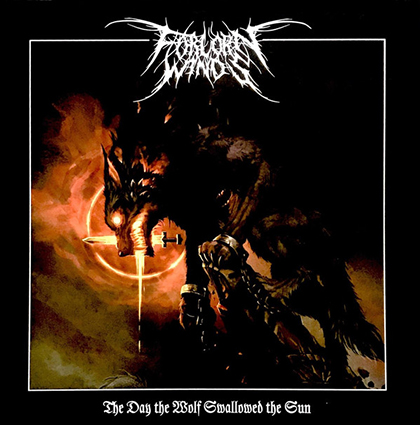FORLORN WINDS - The Day the Wolf Swallowed the Sun 12