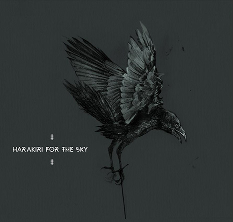HARAKIRI FOR THE SKY - S/T Gatefold 12