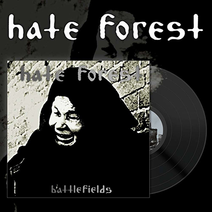 HATE FOREST - Battlefields Clear 12