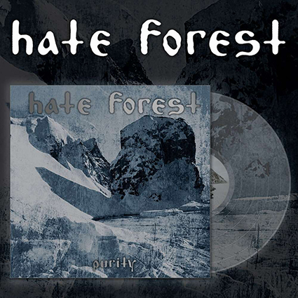 HATE FOREST - Purity Clear 12