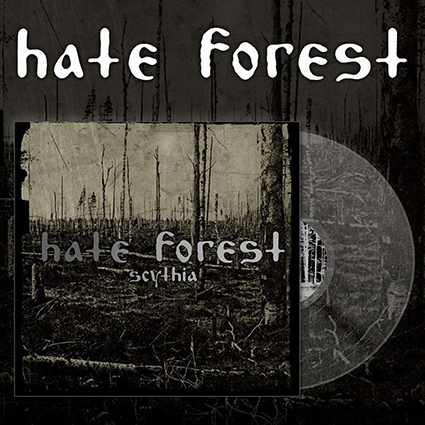 HATE FOREST - Scythia Clear 12