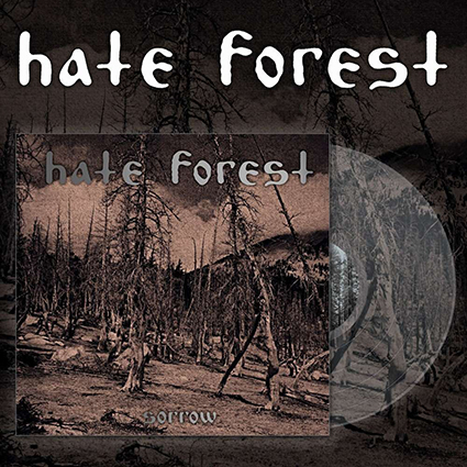 HATE FOREST - Sorrow Clear 12