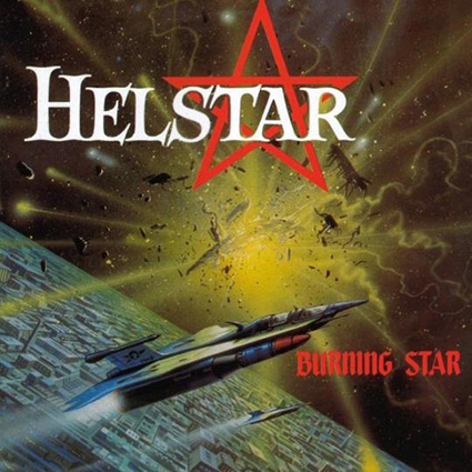 HELSTAR - Burning Star 12