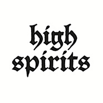 HIGH SPIRITS - S/T White 7