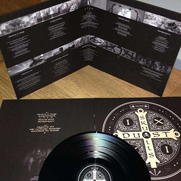 IXXI - Skulls'n'Dust Gatefold Black 12