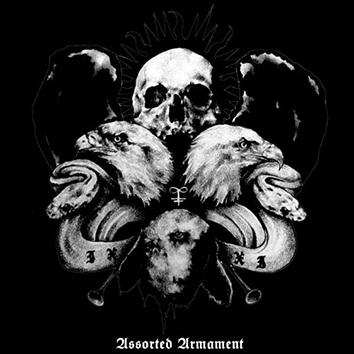 IXXI - Assorted Armament Gatefold Black 12