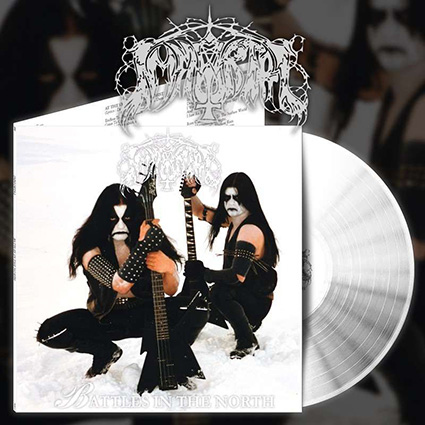 IMMORTAL - Battles in the North Gatefold White 12