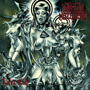 IMPALED NAZARENE - Latex Cult Gatefold Black 12