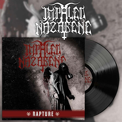 IMPALED NAZARENE - Rapture Black 12