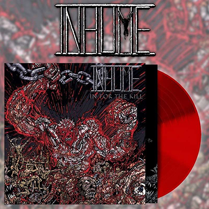 INHUME - In For The Kill Red 12