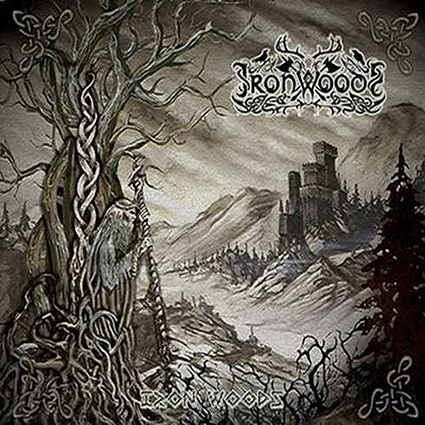 IRON WOODS - Iron Woods Gatefold 12