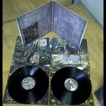 KHORS - Return to Abandoned Gatefold 2x12