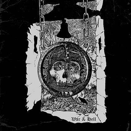 KÖRGULL THE EXTERMINATOR/ AKERBELTZ - WAR & HELL split 12
