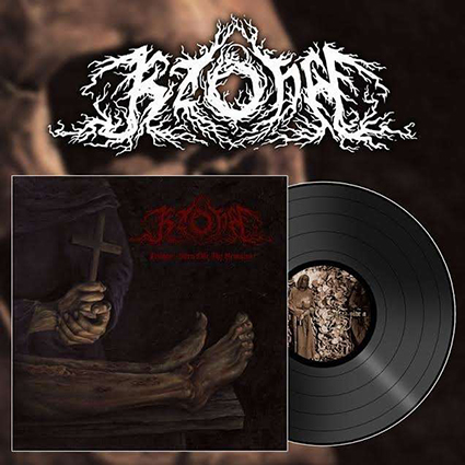 KZOHH - Trilogy: Burn Out The Remains Gatefold 12