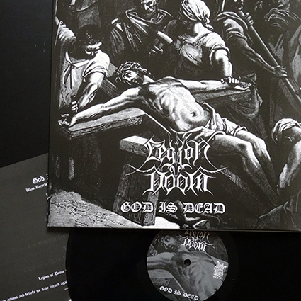 LEGION OF DOOM - God is Dead 12