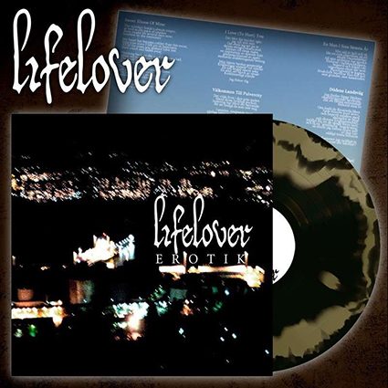 LIFELOVER - Erotik Gold & Black Swirl 12