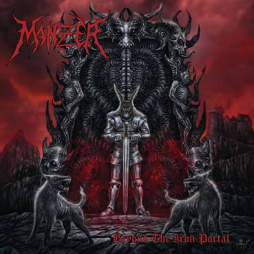 MANZER - Beyond the Iron Portal Gatefold 12