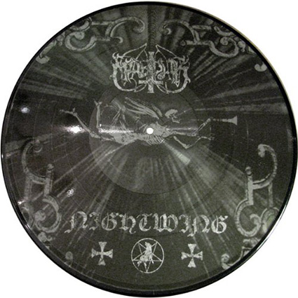 MARDUK - Nightwing Gatefold Green Galaxy 12