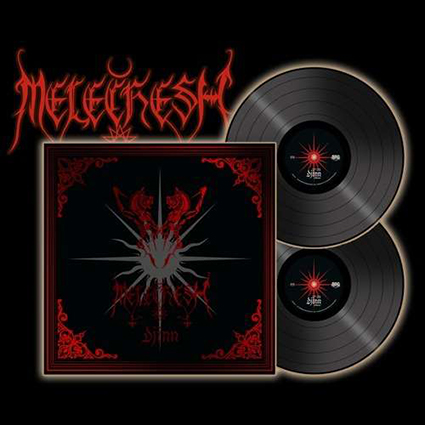 MELECHESH - Djinn Gatefold Black 2x12