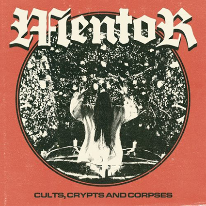 MENTOR - Cults, Crypts and Corpses Gatefold 12