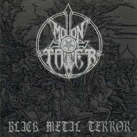 MOONTOWER - Black Metal Terror 12