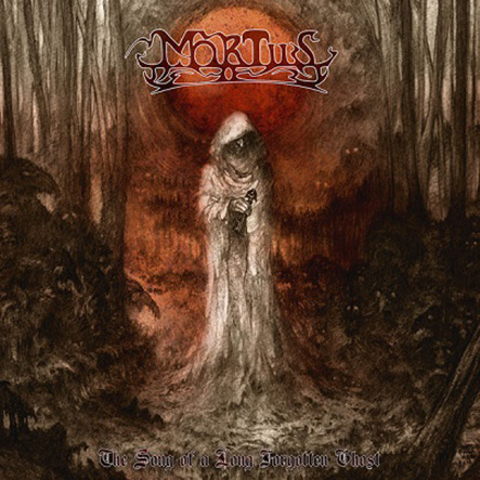 MORTIIS - The Song of a Long Forgotten Ghost 12