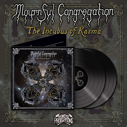 MOURNFUL CONGREGATION - The Incubus Of Karma Gatefold Black 2x12