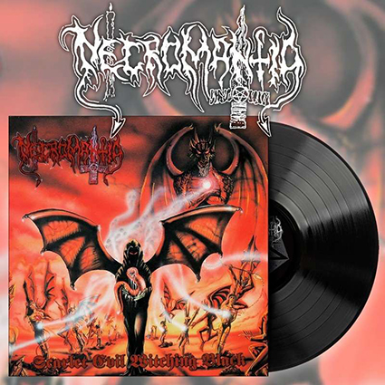 NECROMANTIA - Scarlet Evil Witching Black 12