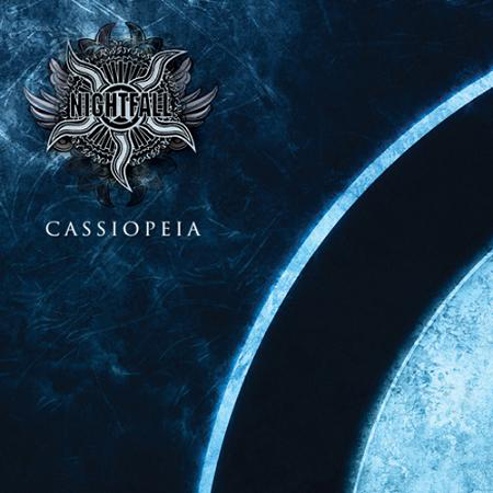 NIGHTFALL - Cassiopeia Gatefold Black 12