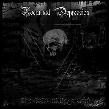 NOCTURNAL DEPRESSION - The Cult of Negation Black 12