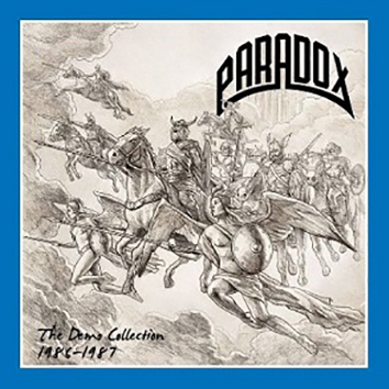 PARADOX - The Demo Collection 1986-1987 Gatefold Black 2x12