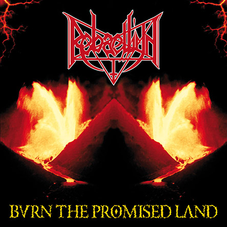 REBAELLIUN - Burn the Promised Land Black 12