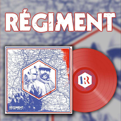 REGIMENT - On Les Aura! Red 12