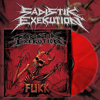 SADISTIK EXEKUTION - Fukk Bloodred 12