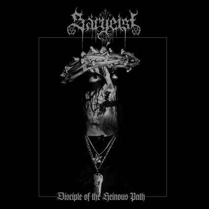 SARGEIST - Disciple of the Heinous Path Grey 12