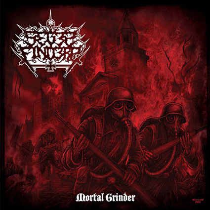 SEGES FINDERE - Mortal Grinder 12