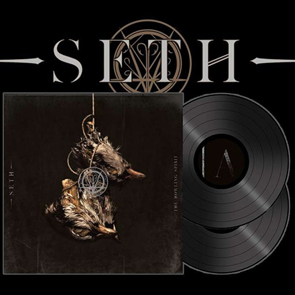 SETH - The Howling Spirit Gatefold Black 2x12