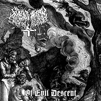 SHROUD OF SATAN - Of Evil Descent 12