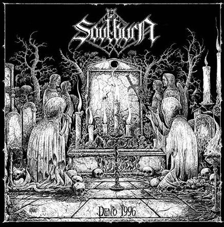 SOULBURN - Demo 1996 Black 12