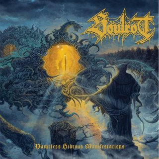 SOULROT - Nameless Hideous Manifestations Black 12